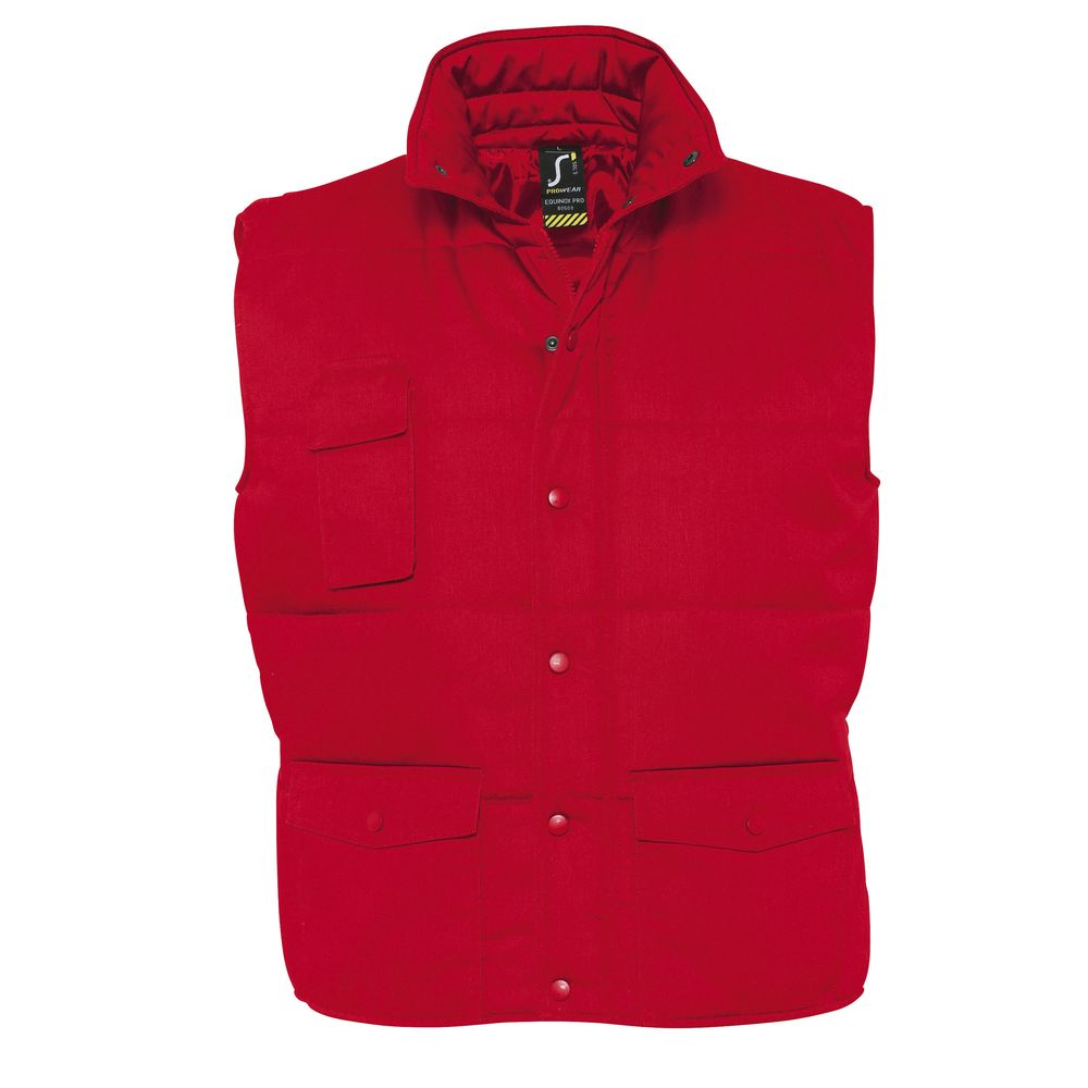 Жилет EQUINOX PRO, красный, размер L платье concept club rely цвет красный 10200200342 размер l 48