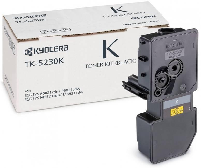 Тонер-картридж TK-5230K