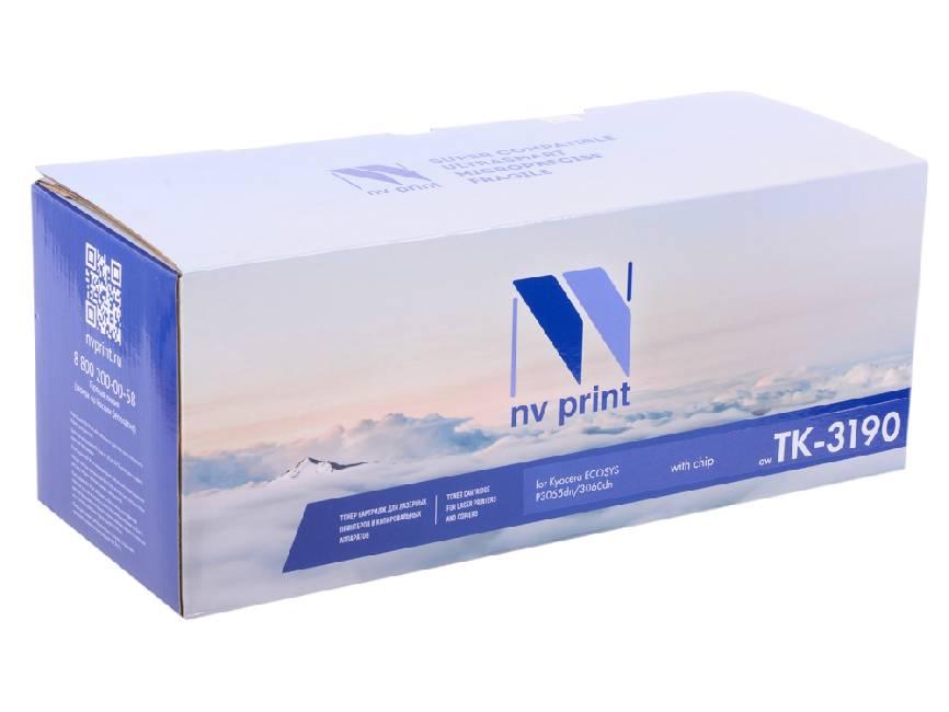 Картридж TK-3190 картридж nvprint tk 3190 25000 стр без чипа