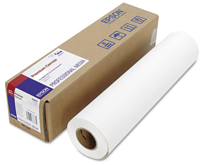 Premium Canvas Satin 44, 1118мм х 12.2м (350 г/м2) (C13S041848) цена