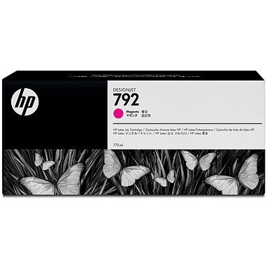Фото - Картридж HP Latex Designjet 792 Magenta 775 мл (CN707A) lubby пустышка латексная утенок от 0 месяцев