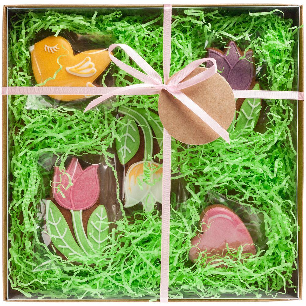 Набор имбирного печенья «Весна внутри»