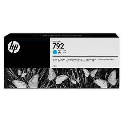 Картридж HP Latex Designjet 792 Cyan 775 мл (CN706A) картридж hp 891 10l lt cyan latex ink cartridge