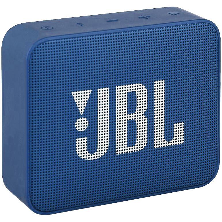 Беспроводная колонка JBL GO 2, синяя беспроводная колонка jbl go 2 черная