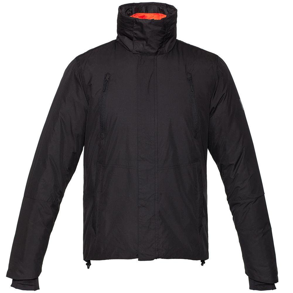 Куртка Coach, черная, размер S фото