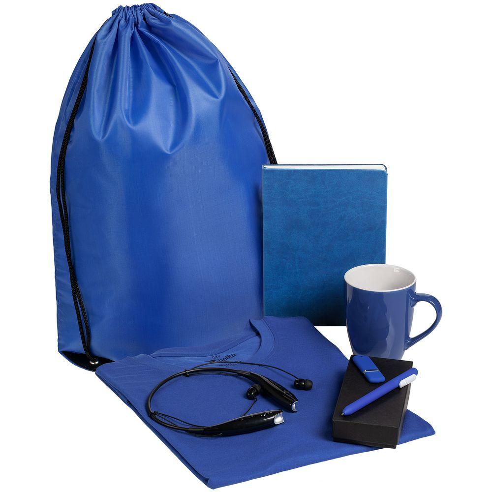 Набор Welcome Kit, синий, размер XXL