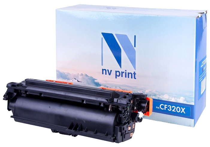 Фото - Картридж NV Print NV-CF320X пульт ду gwire 95001 eltex для iptv медиацентров eltex nv 100 nv 102 nv 300 nv 310 wac nv 501 wac черный