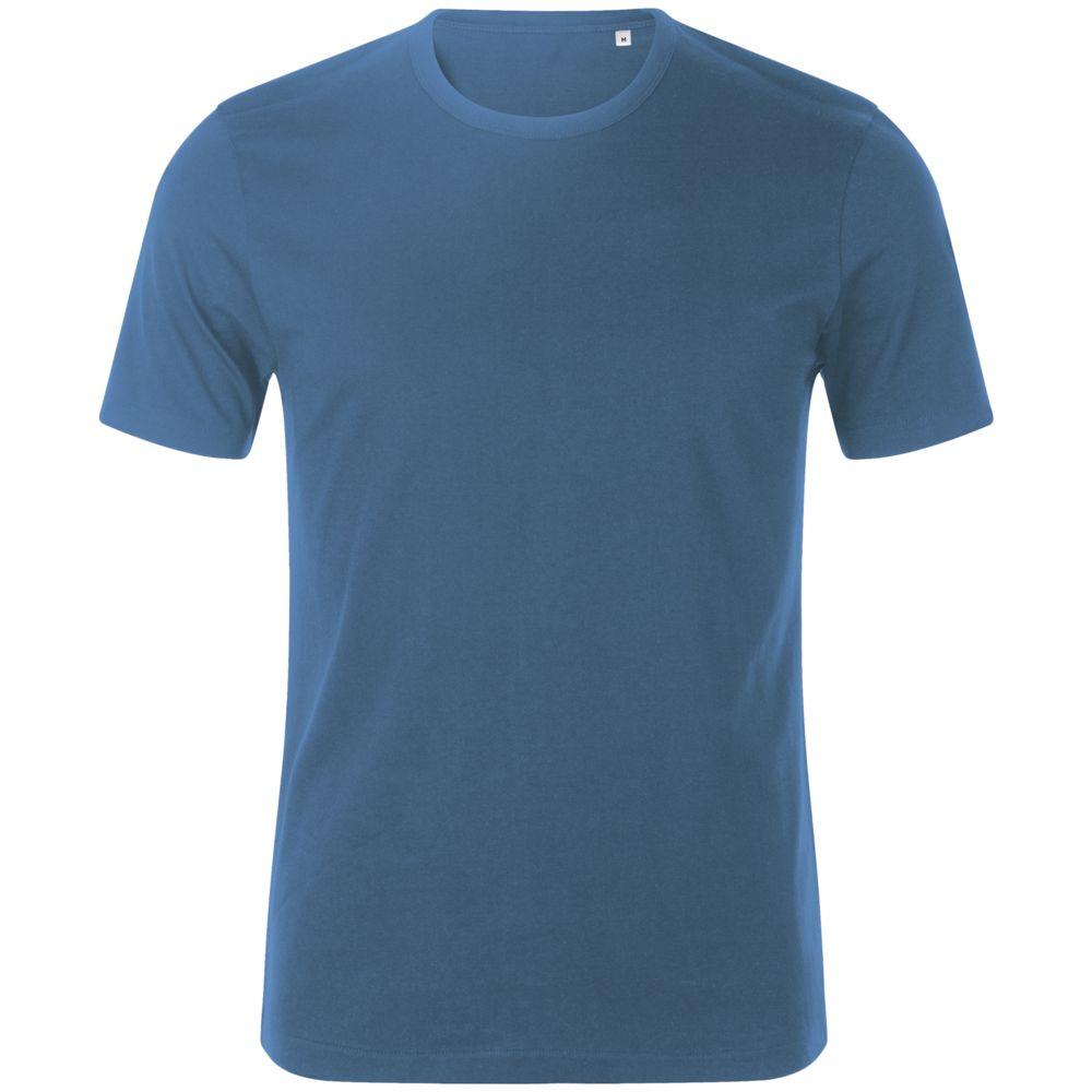 Футболка мужская MURPHY MEN синяя, размер M недорого