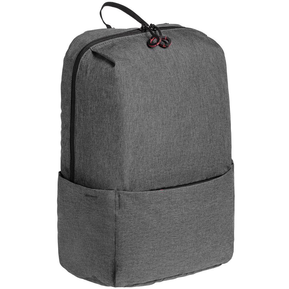 Рюкзак Burst Locus, серый рюкзак для ноутбука burst argentum серый с темно серым