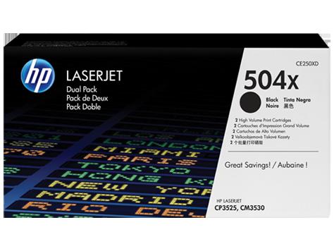 Фото - Упаковка картриджей HP CE250XD titbit titbit легкое говяжье xl мягкая упаковка