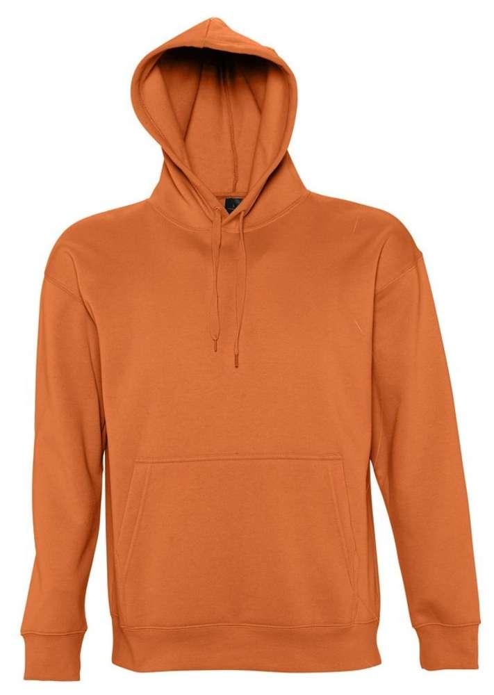 Толстовка с капюшоном SLAM 320, оранжевый, размер L фото