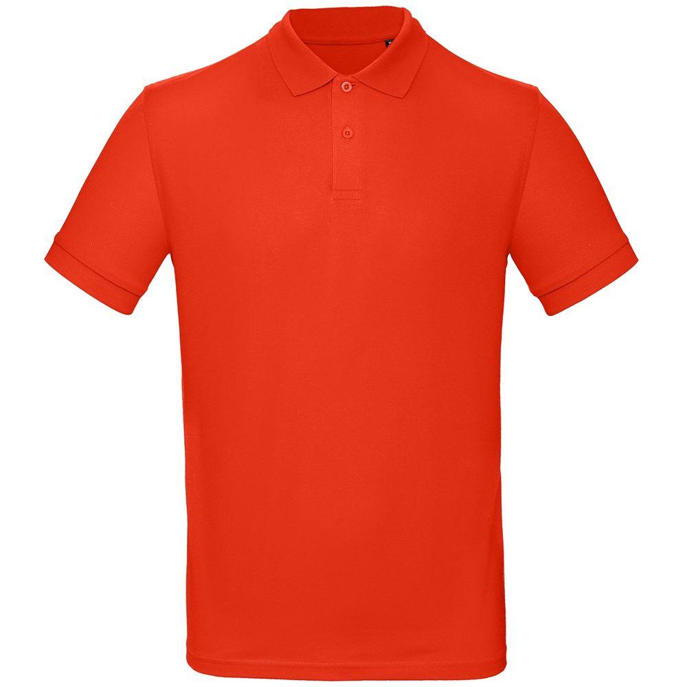 Рубашка поло мужская Inspire красная, размер XXXL