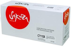 Фото - Картридж Sakura C7115X картридж sakura c7115x