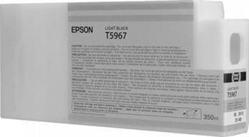 Фото - Epson T5967 Grey 350 мл (C13T596700) кружка в подарочной упаковке felt snowflake 350 мл