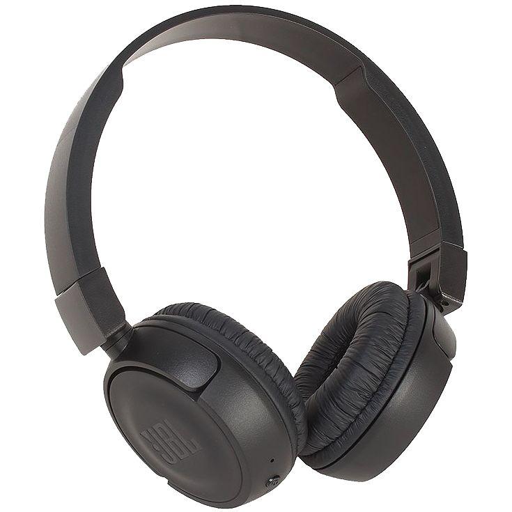 Фото - Беспроводные наушники JBL T450BT, черные очки виртуальной реальности черные