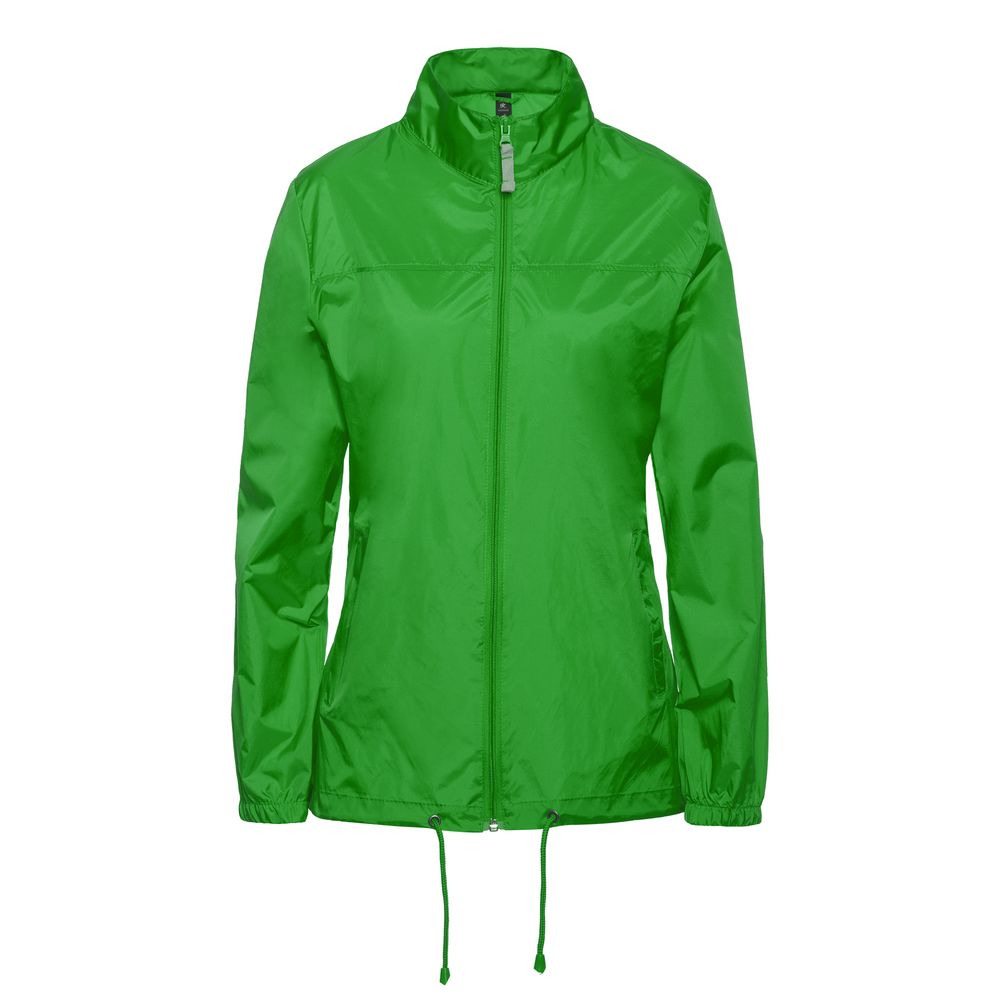 Ветровка женская Sirocco зеленое яблоко, размер XXL
