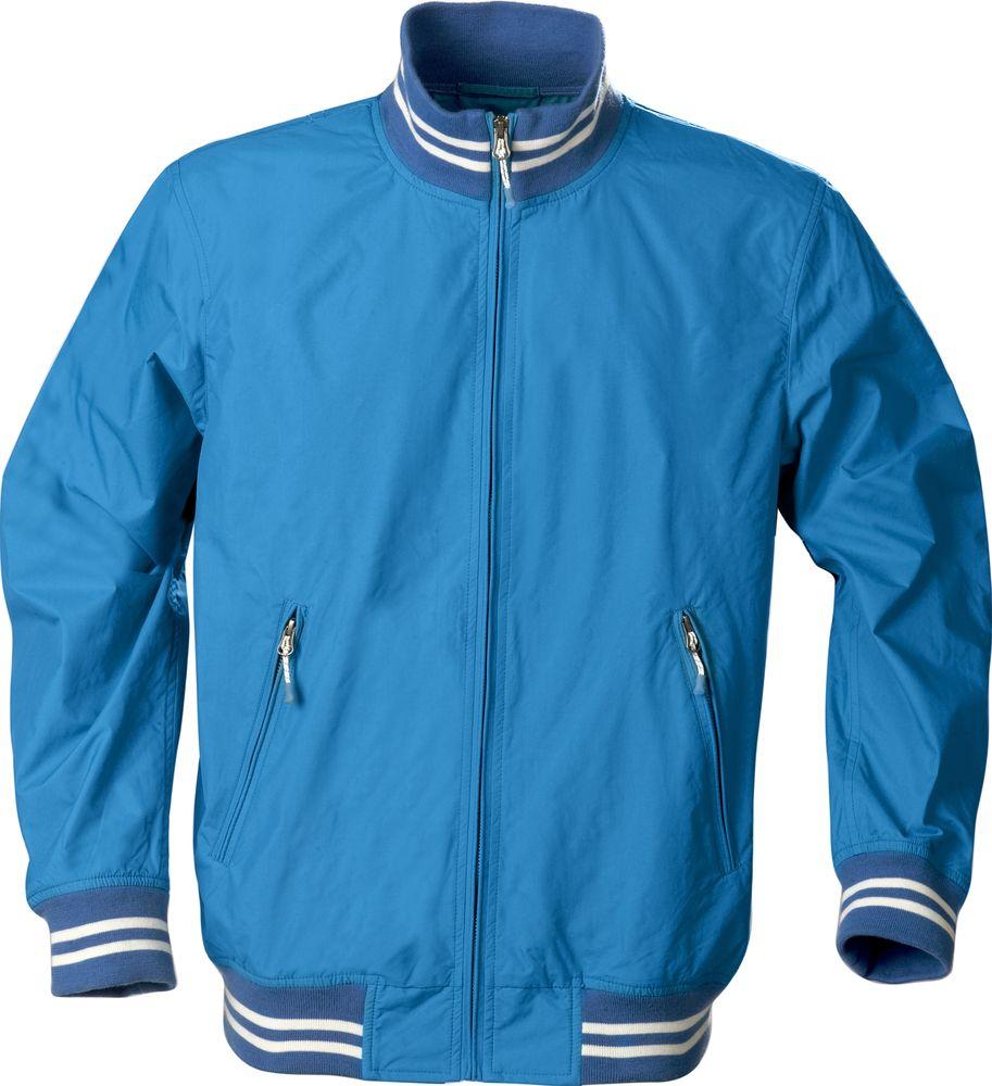 Ветровка унисекс GARLAND, голубая, размер XL
