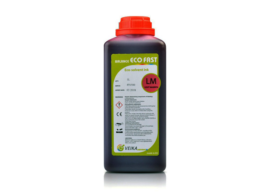 Balance Eco Fast (Light Magenta), 1 л (бутыль)
