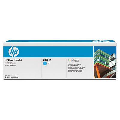 Тонер-картридж HP 824A CB381A картридж для принтера hp 824a cb382a yellow