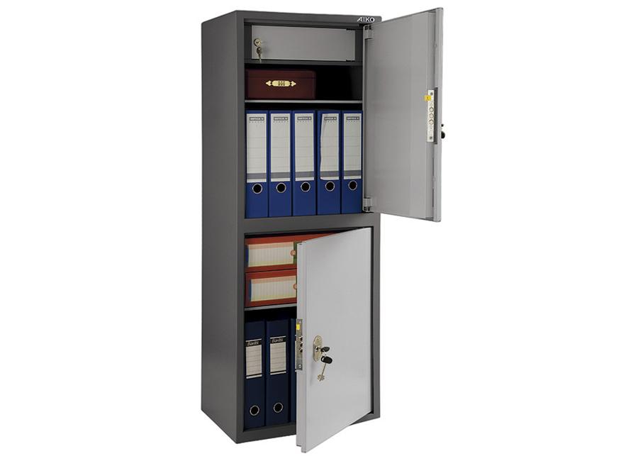 Металлический шкаф Aiko SL 125/2T фото