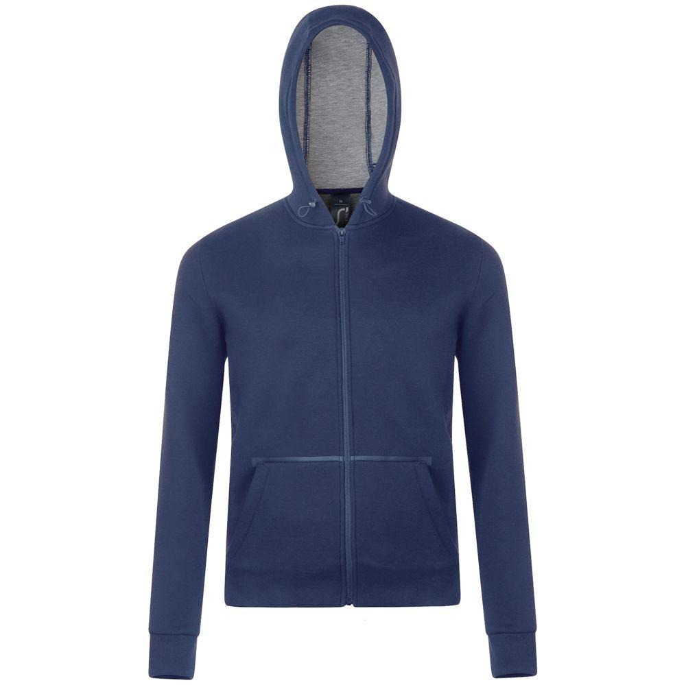 Куртка унисекс VOLT темно-синяя, размер XS куртка для собак gaffy pet polka dot унисекс цвет желтый размер xs