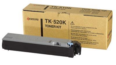 Тонер-картридж TK-520K