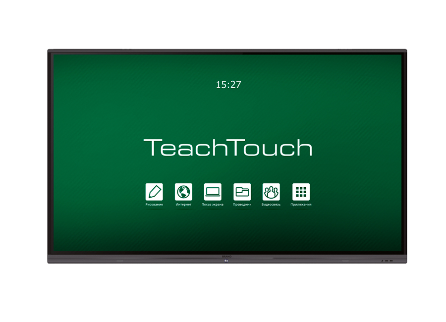 "TeachTouch 4.0 SE 75"", UHD, 20 касаний, Android 8.0, WiFi"