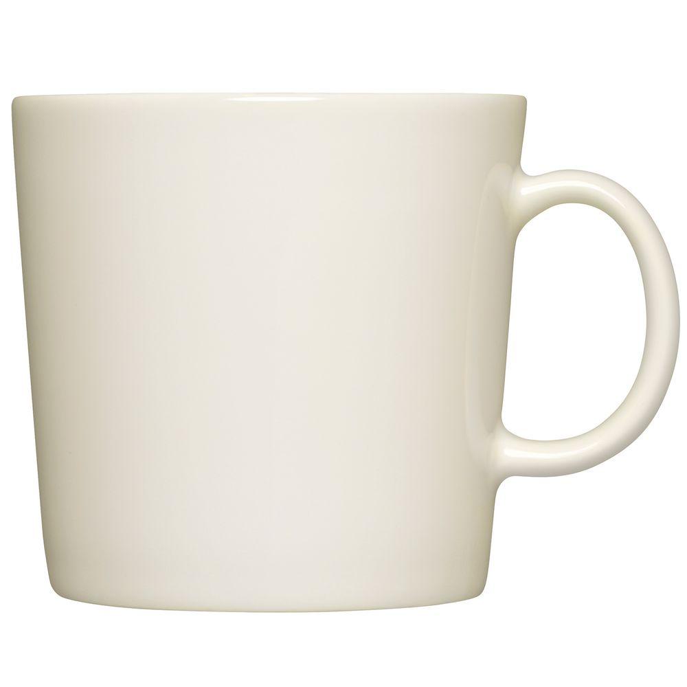 Кружка Teema, большая, белая чашка кофейная teema белая