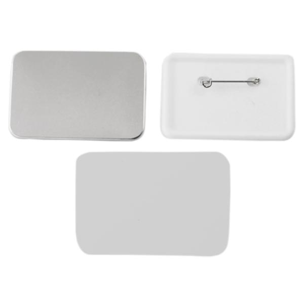 Фото - Заготовки для значков Talent 60х40 мм, пластик/булавка, 100 шт защитное стекло simolina для apple watch iwatch42мм 42 мм 1 шт