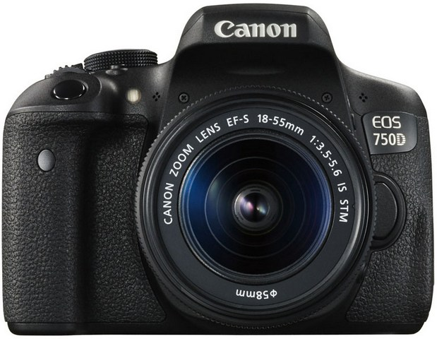 Canon EOS 750D Kit 18-55 IS STM объектив