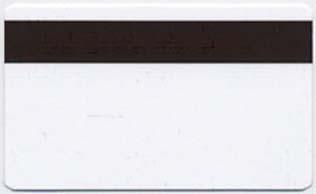 Фото - Пластиковые карты белые с магнитной полосой 11006 haotton haut ton держатель карты держатель карты мужская кожаная кожаный чехол тонкий мужской стиль женская банковская карточка на