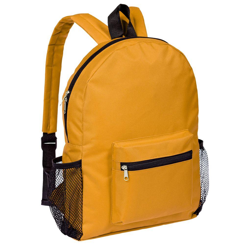 Рюкзак Unit Easy, желтый рюкзак unit easy ярко синий
