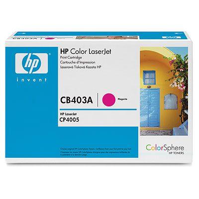 Фото - Картридж HP CB403A картридж лазерный colortek hp cb403a 642a пурпурный