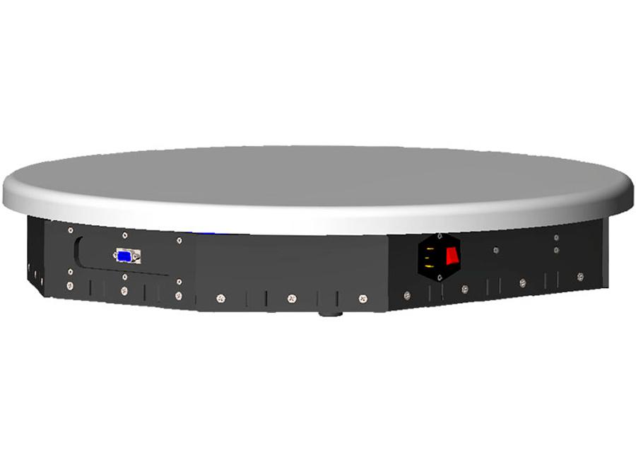Фото - Поворотный стол Пёс-600 для видео и 3D сканирования, с пультом управления видео