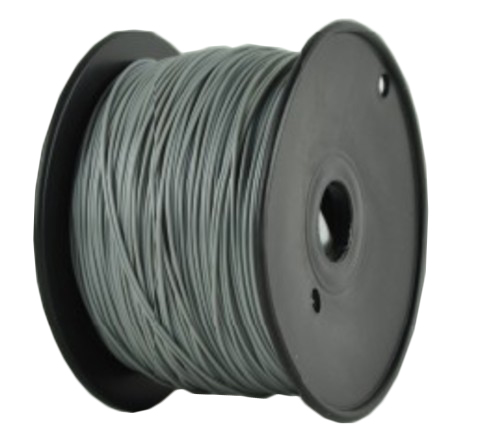 Фото - Пластик PLA серый мыльница axentia mara 122275 серый
