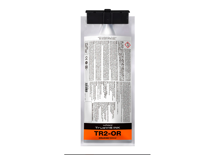 Экосольвентные чернила Roland TR2-OR, 500 мл