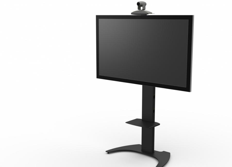Мобильная стойка для панелей и телевизоров M50 (black)
