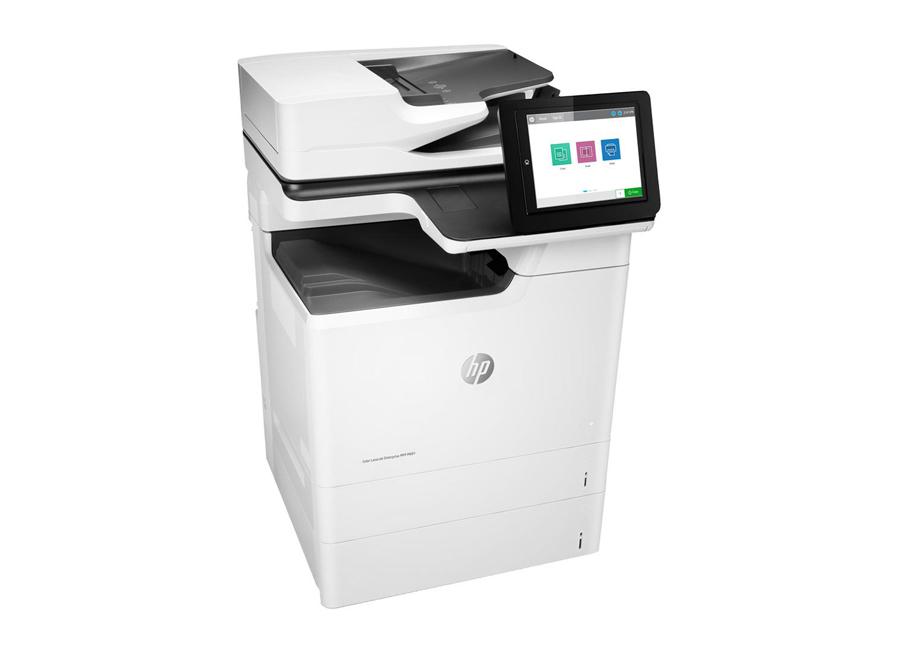 HP Color LaserJet Enterprise M681f (J8A11A) утюгhewlett packard hp color laserjet enterprise m750dn d3l09a