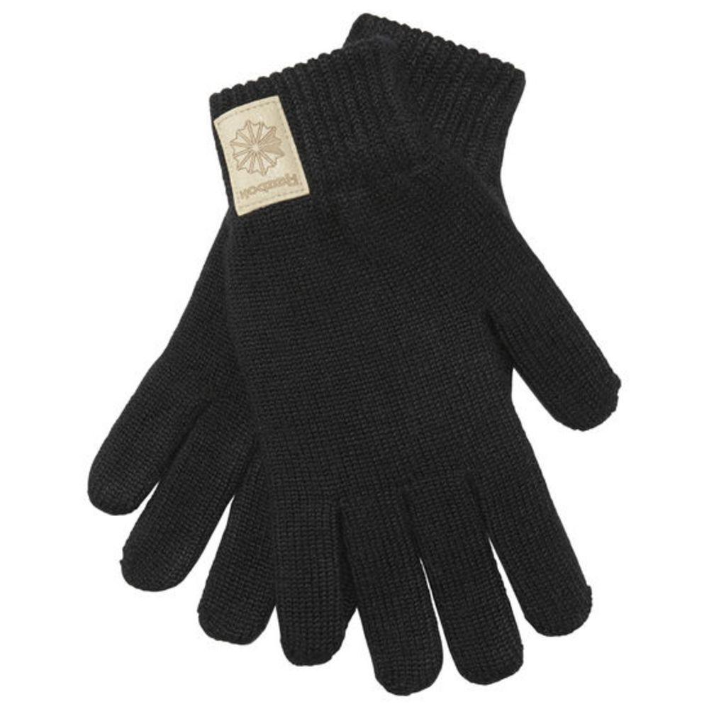 Перчатки Classic Foundation Label, черные, размер L стоимость
