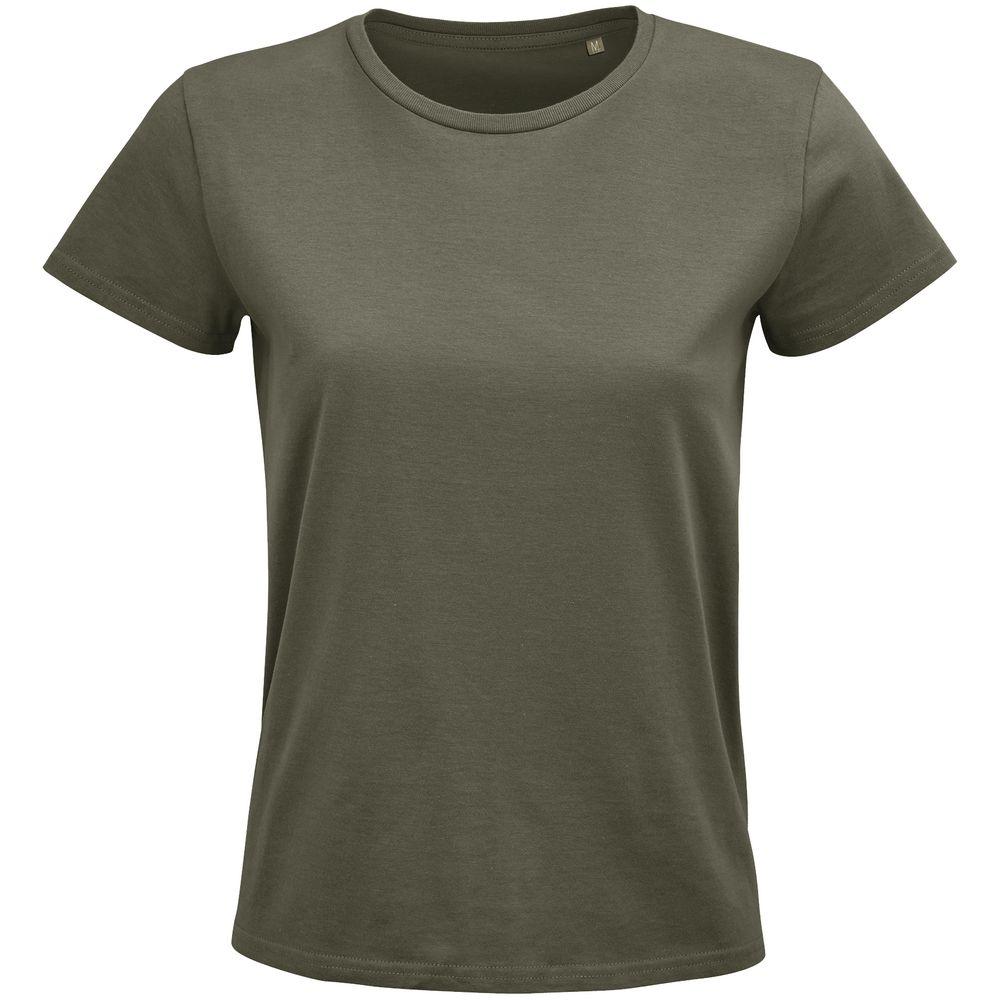 Фото - Футболка женская Pioneer Women, хаки, размер S футболка женская ван пиг белый размер s
