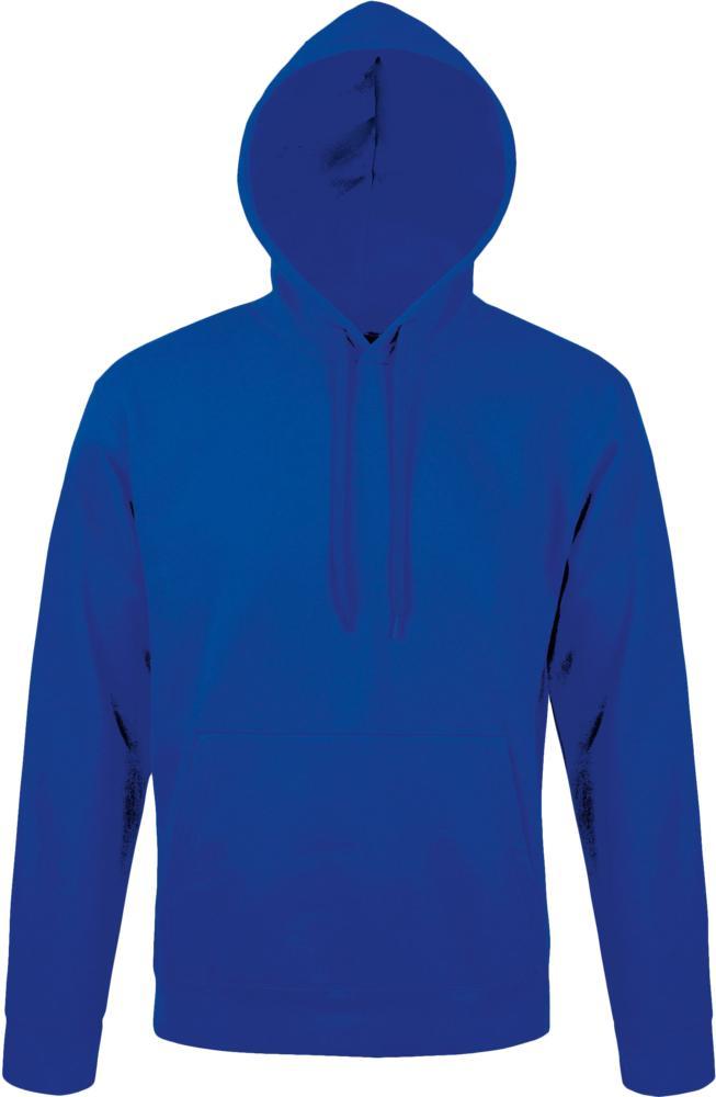 Толстовка с капюшоном Snake 280 ярко-синяя, размер XXL толстовка с капюшоном snake 280 белая размер xl