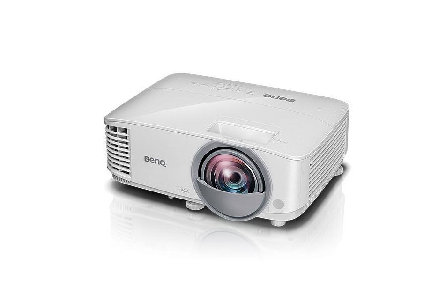 Фото - BenQ MW809ST проектор benq mw707 dlp wxga 1280x800 3500lm 13000 1 2xнdmi mhl lan 1x10w speaker 3d ready lamp 15000hrs whi