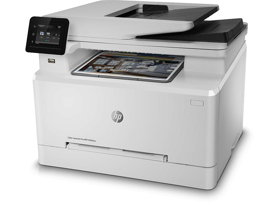 HP Color LaserJet Pro MFP M281fdn (T6B81A) цена