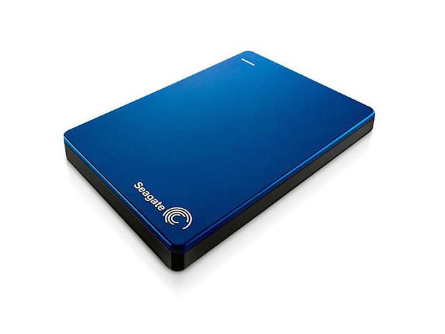 Фото - Внешний жесткий диск Seagate Backup Plus 2 ТБ (STDR2000202), синий внешний жесткий диск 3 5 6tb seagate stel6000200 usb3 0 backup plus desktop drive черный
