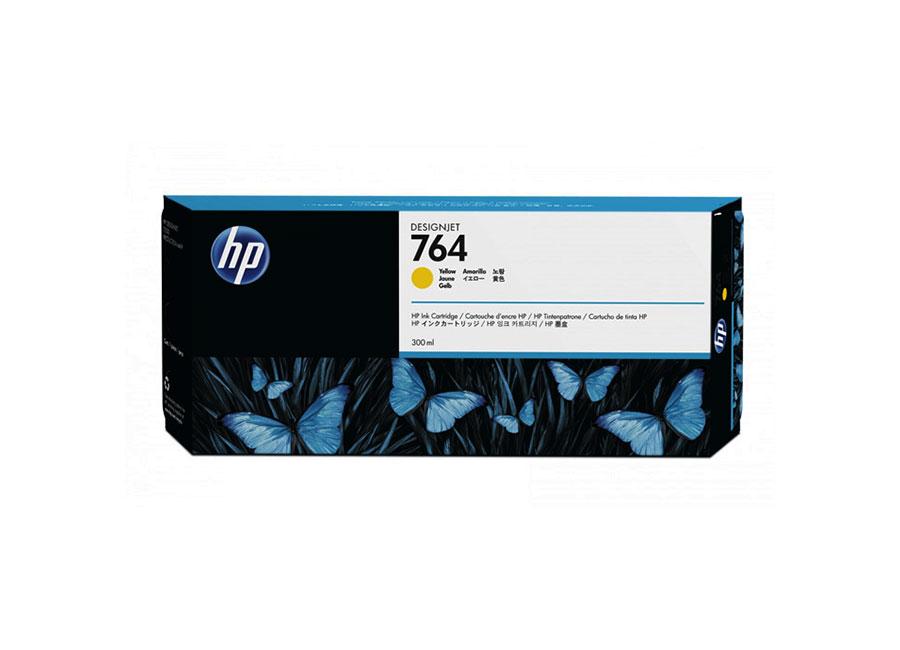 Фото - HP DesignJet 764 Yellow 300 мл (C1Q15A) встраиваемая микроволновая печь hotpoint ariston md 764 ds ha