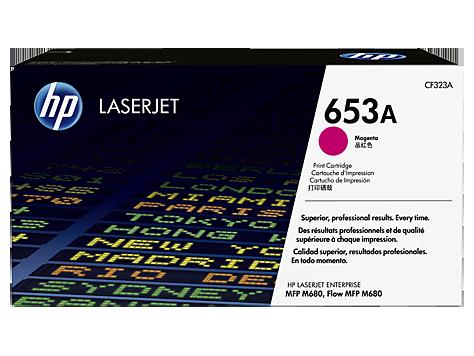 Тонер-картридж HP 653A CF323A