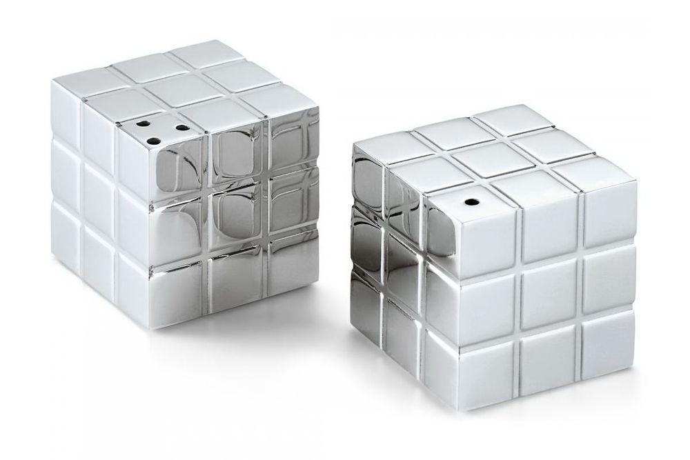 Набор для специй Cube набор баночек для специй 5 шт homsu набор баночек для специй 5 шт