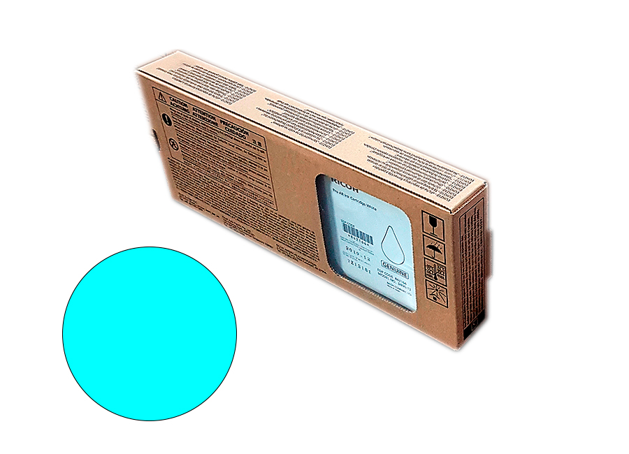 Ricoh AR ink cartridge Cyan 600 мл (344101)