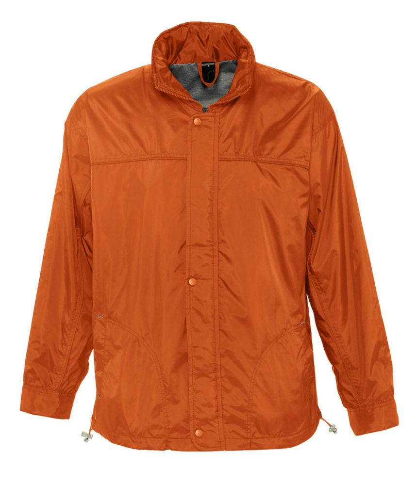 Ветровка мужская MISTRAL 210 оранжевая, размер XXL цена 2017