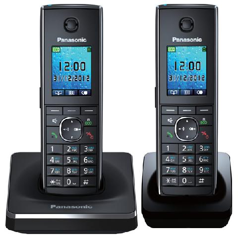KX-TG8552RUB panasonic kx tg1611rur dect phone digital cordless telephone wireless phone system home telephone